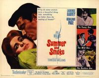 Summer and Smoke - 22 x 28 Movie Poster - Half Sheet Style A