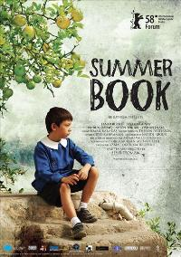 Summer Book - 11 x 17 Movie Poster - Style A