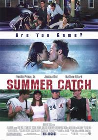 Summer Catch - 11 x 17 Movie Poster - Style A