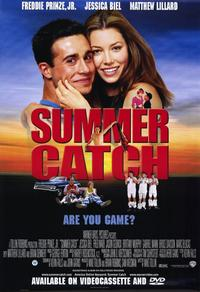 Summer Catch - 11 x 17 Movie Poster - Style B