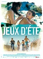 Summer Games - 43 x 62 Movie Poster - French Style A
