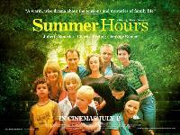 Summer Hours - 11 x 17 Movie Poster - UK Style A