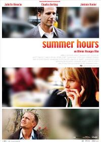 Summer Hours - 43 x 62 Movie Poster - Bus Shelter Style A