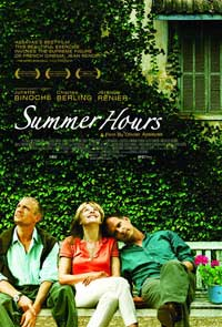 Summer Hours - 11 x 17 Movie Poster - Style B