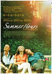 Summer Hours - 27 x 40 Movie Poster - Style B