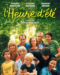 Summer Hours - 11 x 17 Movie Poster - French Style C