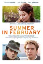 """Summer in February"" Movie Poster"