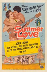Summer Love - 43 x 62 Movie Poster - Bus Shelter Style A