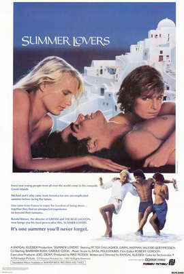 Summer Lovers - 27 x 40 Movie Poster - Style A