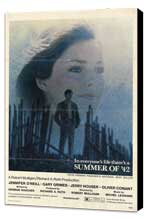 Summer of '42 - 27 x 40 Movie Poster - Style A - Museum Wrapped Canvas