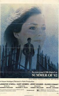 Summer of '42 - 11 x 17 Movie Poster - Style A