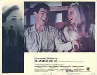 Summer of '42 - 11 x 14 Movie Poster - Style A
