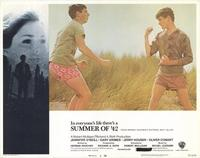 Summer of '42 - 11 x 14 Movie Poster - Style F
