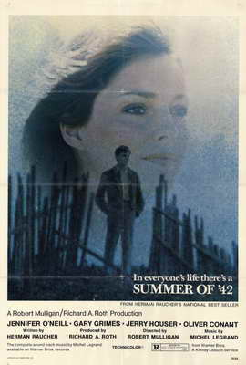 Summer of '42 - 27 x 40 Movie Poster - Style A