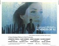 Summer of '42 - 22 x 28 Movie Poster - Half Sheet Style A