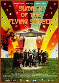 Summer of the Flying Saucer - 11 x 17 Movie Poster - Swedish Style B