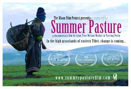Summer Pasture - 11 x 17 Movie Poster - Style A