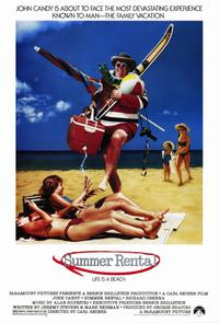 Summer Rental - 43 x 62 Movie Poster - Bus Shelter Style A
