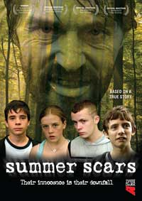 Summer Scars - 27 x 40 Movie Poster - Style A