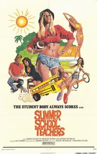 Summer School Teachers - 11 x 17 Movie Poster - Style A
