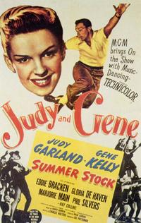Summer Stock - 11 x 17 Movie Poster - Style A
