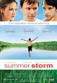 Summer Storm - 43 x 62 Movie Poster - Bus Shelter Style B