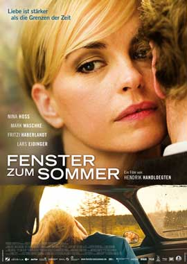 Summer Window - 11 x 17 Movie Poster - German Style A