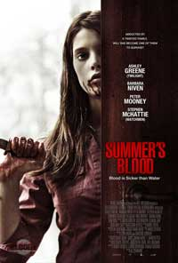 Summer's Blood - 11 x 17 Movie Poster - Style A