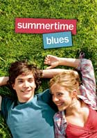 Summertime Blues - 27 x 40 Movie Poster - German Style B