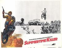 Summertime Killer - 11 x 14 Movie Poster - Style A
