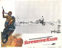 Summertime Killer - 11 x 14 Movie Poster - Style D