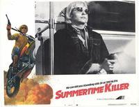 Summertime Killer - 11 x 14 Movie Poster - Style C