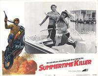 Summertime Killer - 11 x 14 Movie Poster - Style G