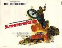 Summertime Killer - 11 x 14 Movie Poster - Style I