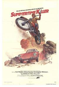 Summertime Killer - 11 x 17 Movie Poster - Style A