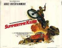 Summertime Killer - 22 x 28 Movie Poster - Half Sheet Style A