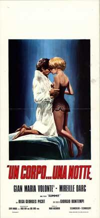 Summit - 13 x 28 Movie Poster - Italian Style A
