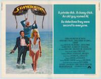 Sunburn - 43 x 62 Movie Poster - Bus Shelter Style A