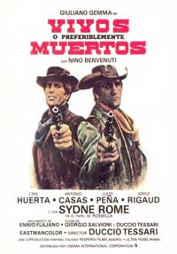 Sundance Cassidy and Butch the Kid - 11 x 17 Movie Poster - Spanish Style A
