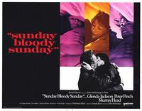 Sunday, Bloody Sunday - 11 x 14 Movie Poster - Style A
