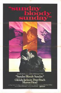 Sunday, Bloody Sunday - 11 x 17 Movie Poster - Style A