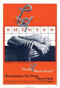 Sunday, Bloody Sunday - 11 x 17 Movie Poster - Style B
