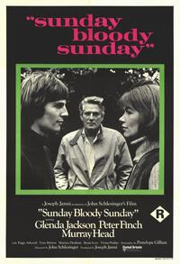 Sunday, Bloody Sunday - 11 x 17 Movie Poster - Style C