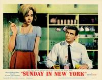 Sunday in New York - 11 x 14 Movie Poster - Style A