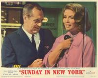 Sunday in New York - 11 x 14 Movie Poster - Style G