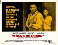 Sunday in the Country - 11 x 14 Movie Poster - Style A