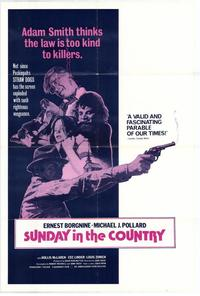 Sunday in the Country - 11 x 17 Movie Poster - Style B