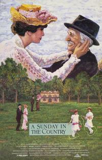 A Sunday in the Country - 11 x 17 Movie Poster - Style A