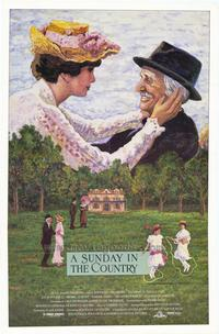 A Sunday in the Country - 27 x 40 Movie Poster - Style A