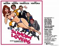 Sunday Lovers - 11 x 14 Movie Poster - Style A